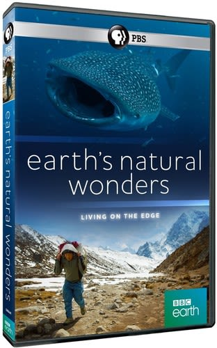 Earth's Natural Wonders [DVD]