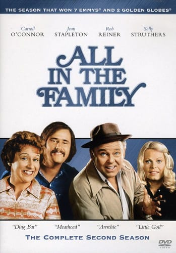 All in the Family: The Complete Second Season [DVD]