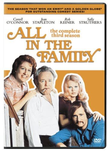 All in the Family: The Complete Third Season [DVD]