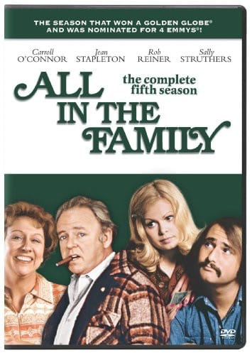 All in the Family: The Complete Fifth Season [DVD]