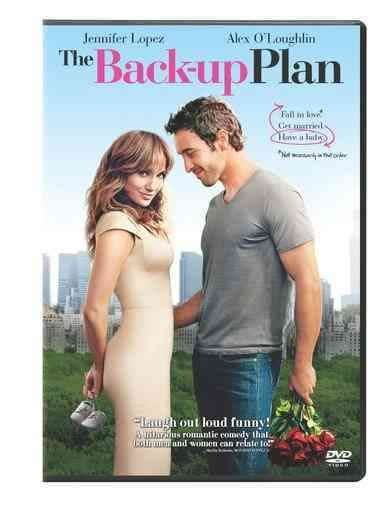 The Back-up Plan [DVD]