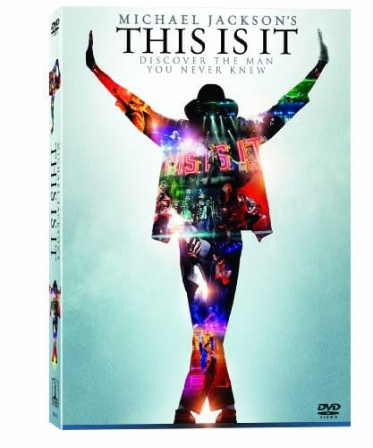 Michael Jackson's This Is It [DVD]