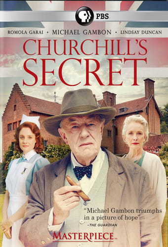 Masterpiece: Churchill's Secret (2016) [DVD]