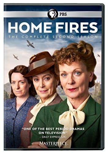 Masterpiece: Home Fires - The Complete Second Season [DVD]