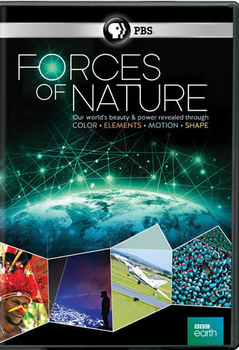Forces of Nature (2016) [DVD]