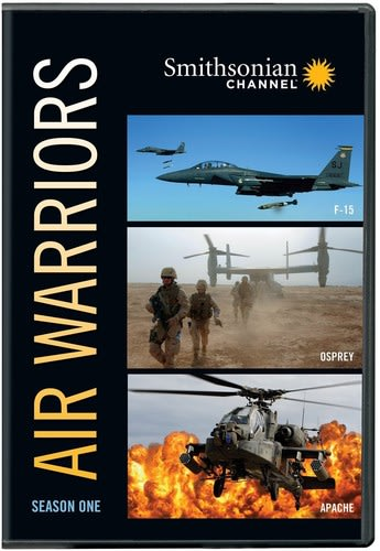 Smithsonian: Air Warriors - Season 1 [DVD]