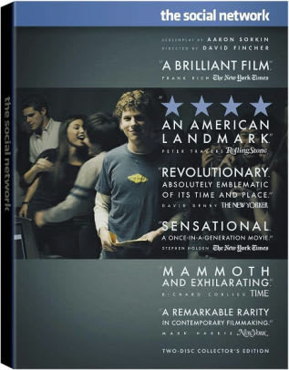 The Social Network (Collector's Edition) [DVD]