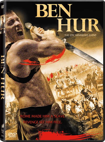 Ben Hur: The Epic Miniseries Event [DVD]
