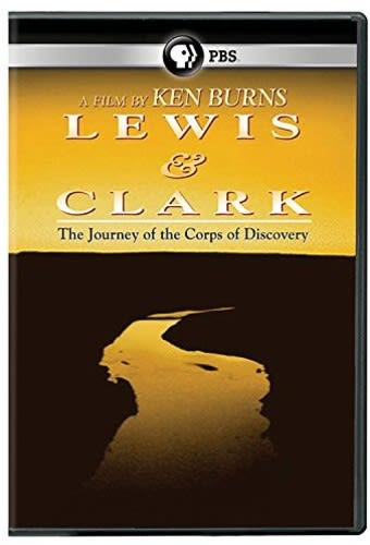 Lewis & Clark: The Journey of the Corps of Discovery [DVD]
