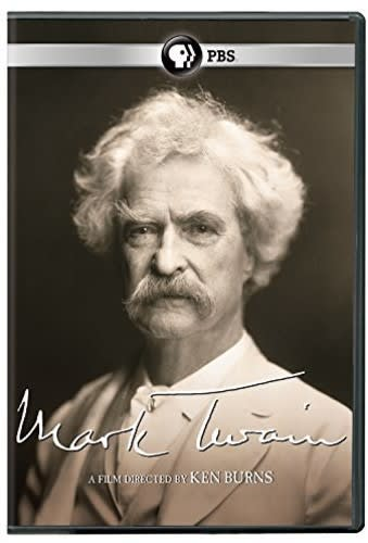 Mark Twain: A Film By Ken Burns (2005) [DVD]