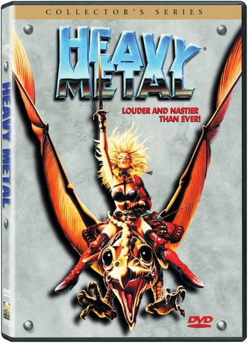 Heavy Metal [DVD]