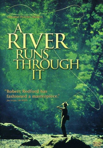 A River Runs Through It [DVD]