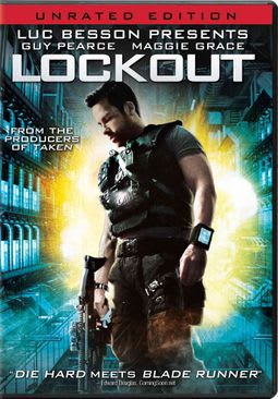 Lockout (Unrated Edition) [DVD]