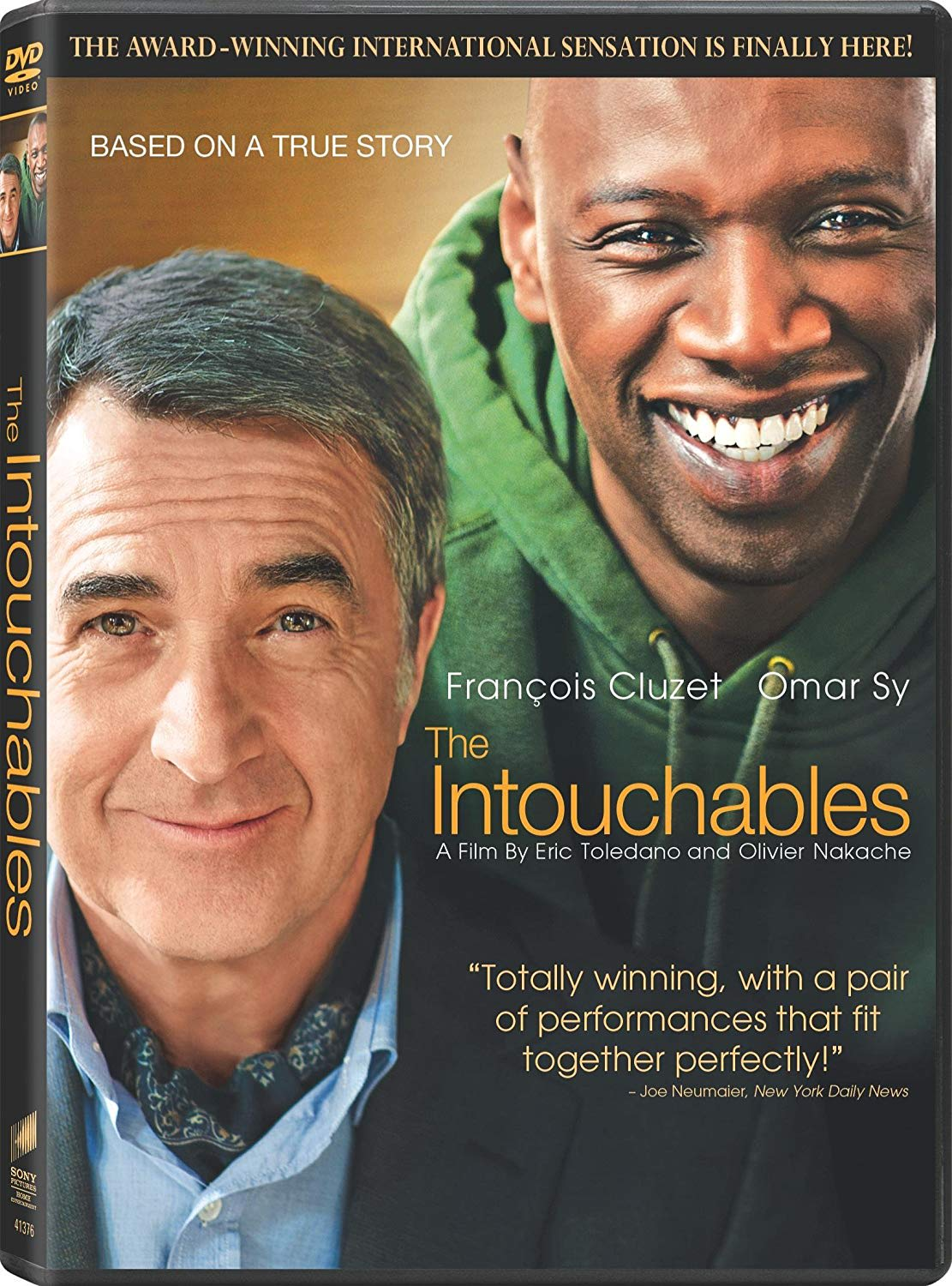 The Intouchables [DVD]