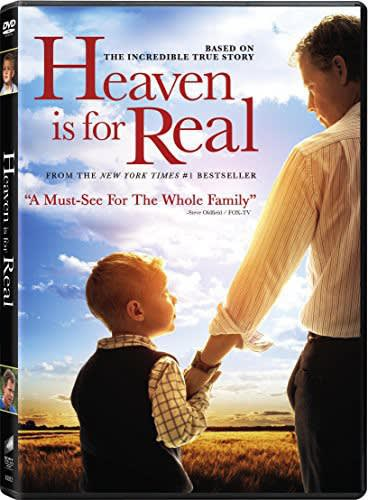 Heaven Is for Real [DVD]