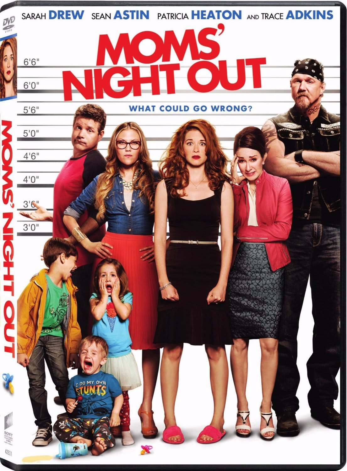 Moms' Night Out [DVD]