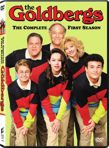 The Goldbergs: The Complete First Season [DVD]