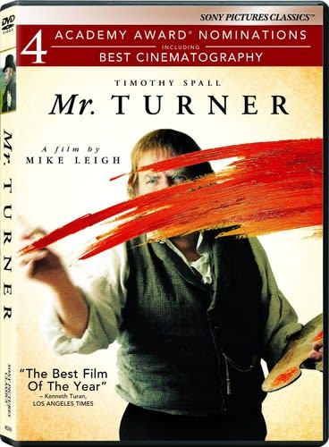 Mr. Turner [DVD]