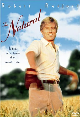 The Natural [DVD]