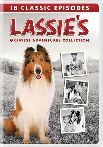 Lassie's Greatest Adventures Collection [DVD]