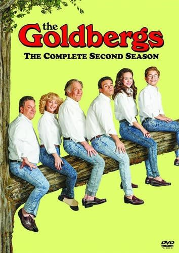 The Goldbergs: The Complete Second Season [DVD]