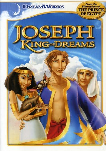 Joseph: King of Dreams (2018) [DVD]