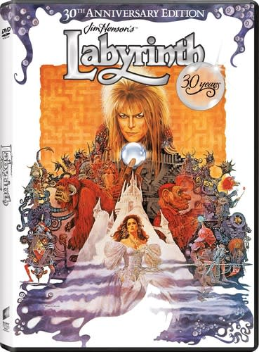 Labyrinth (30th Anniversary) [DVD]