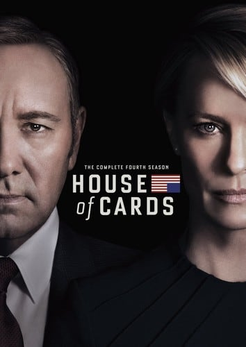 House of Cards: The Complete Fourth Season [DVD]