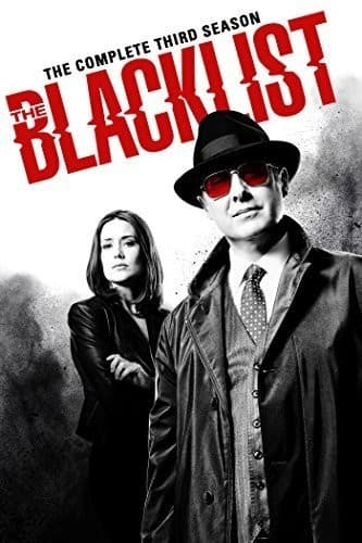 The Blacklist: The Complete Third Season [DVD]