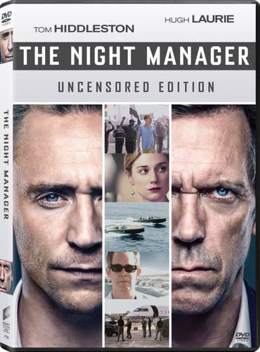 The Night Manager (Uncensored Edition) [DVD]