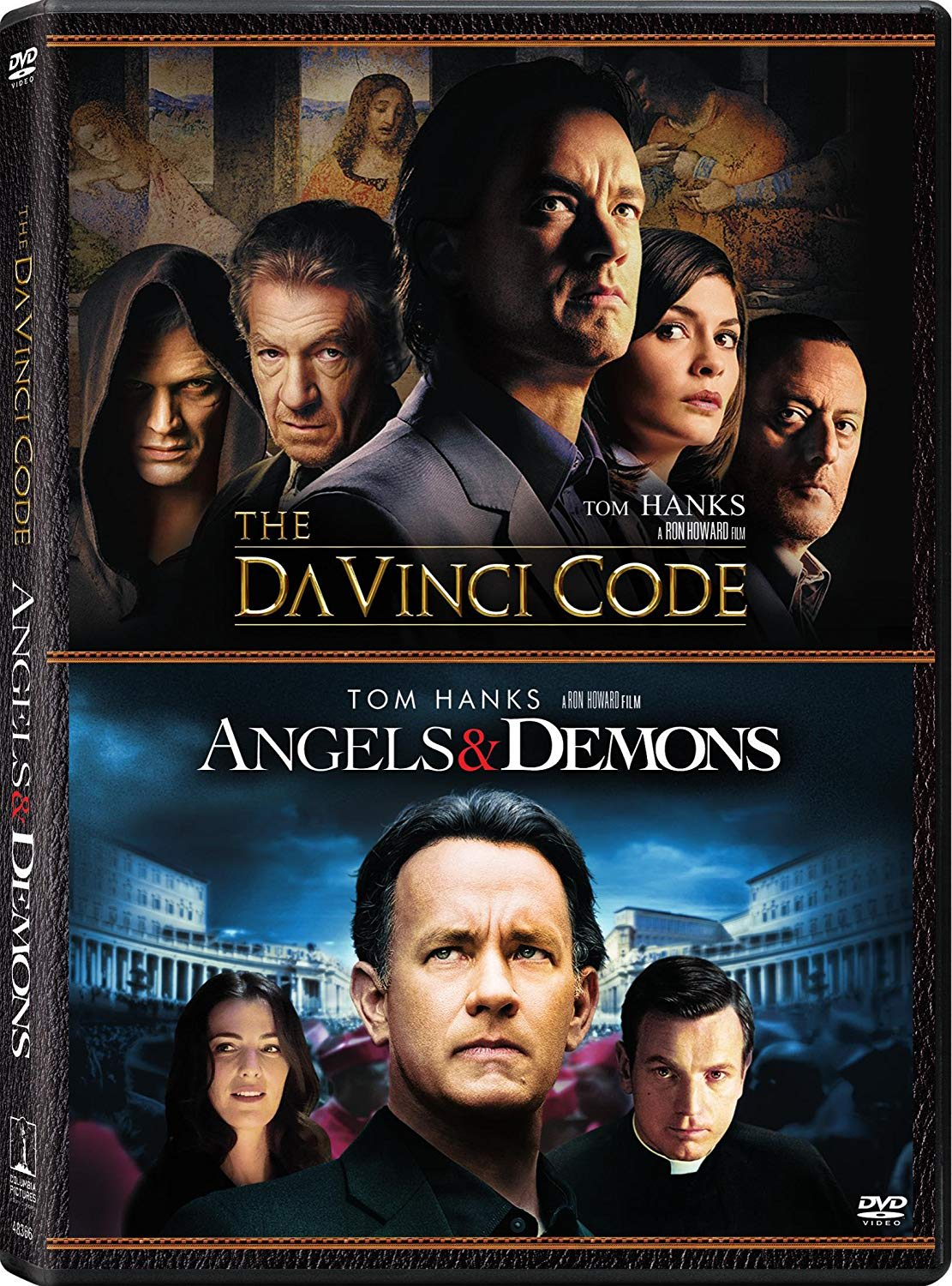 Angels & Demons / Da Vinci Code [DVD]