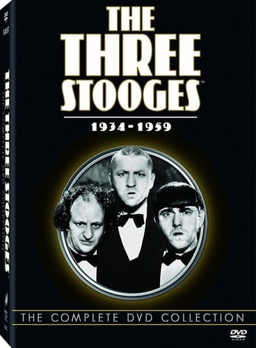 The Three Stooges: 1934-1959: The Complete DVD Collection [DVD]
