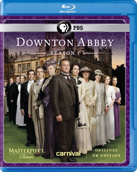 Masterpiece: Downton Abbey - Season 1 [Blu-ray]