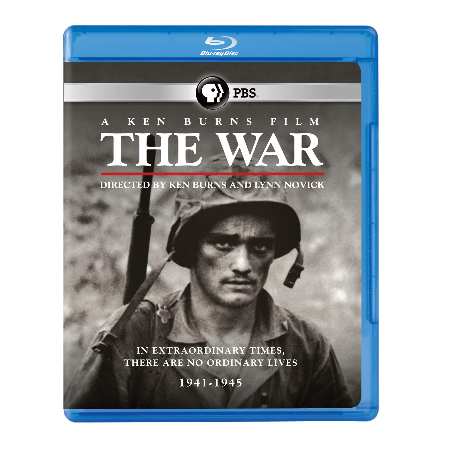 The War - A Ken Burns Film [Blu-ray]