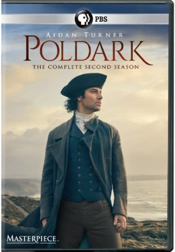 Masterpiece: Poldark - The Complete Second Season [DVD]