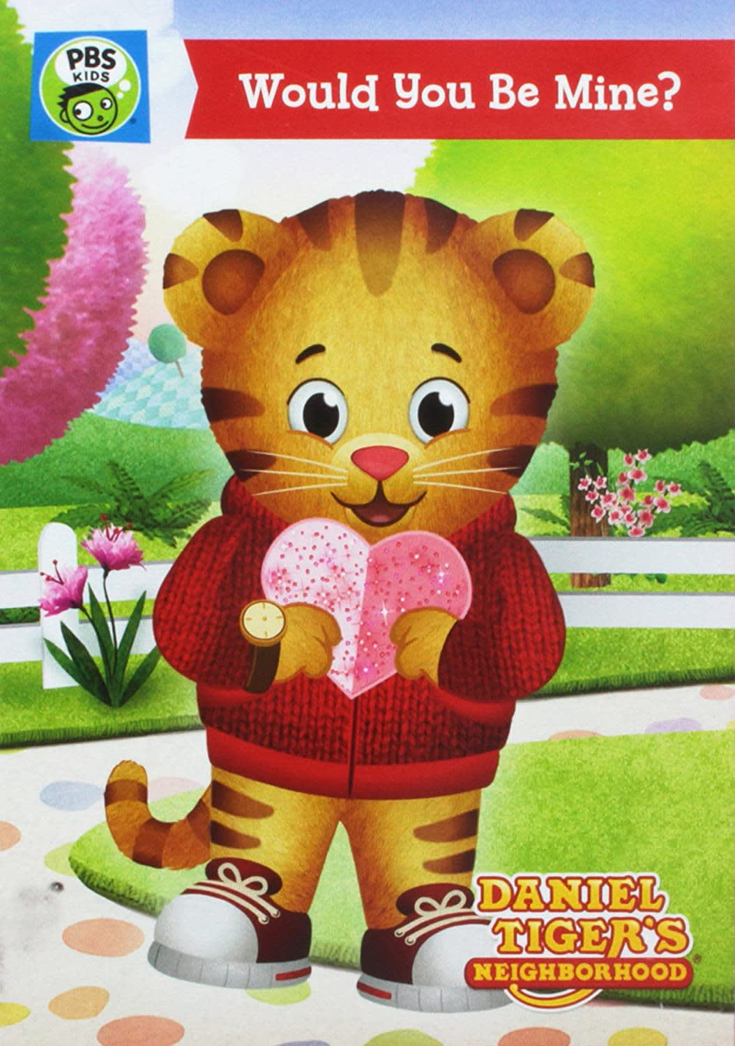 Daniel Tiger's Neighborhood: Would You Be Mine? [DVD]