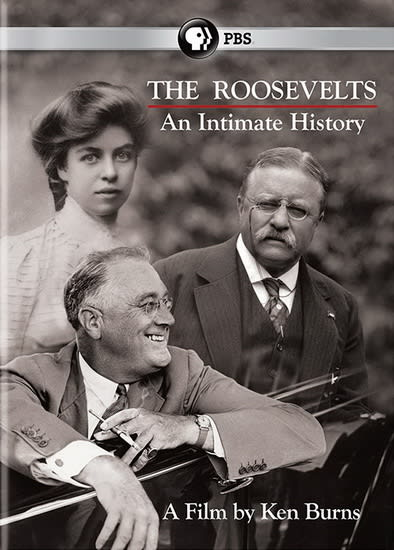 The Roosevelts: An Intimate History [DVD]