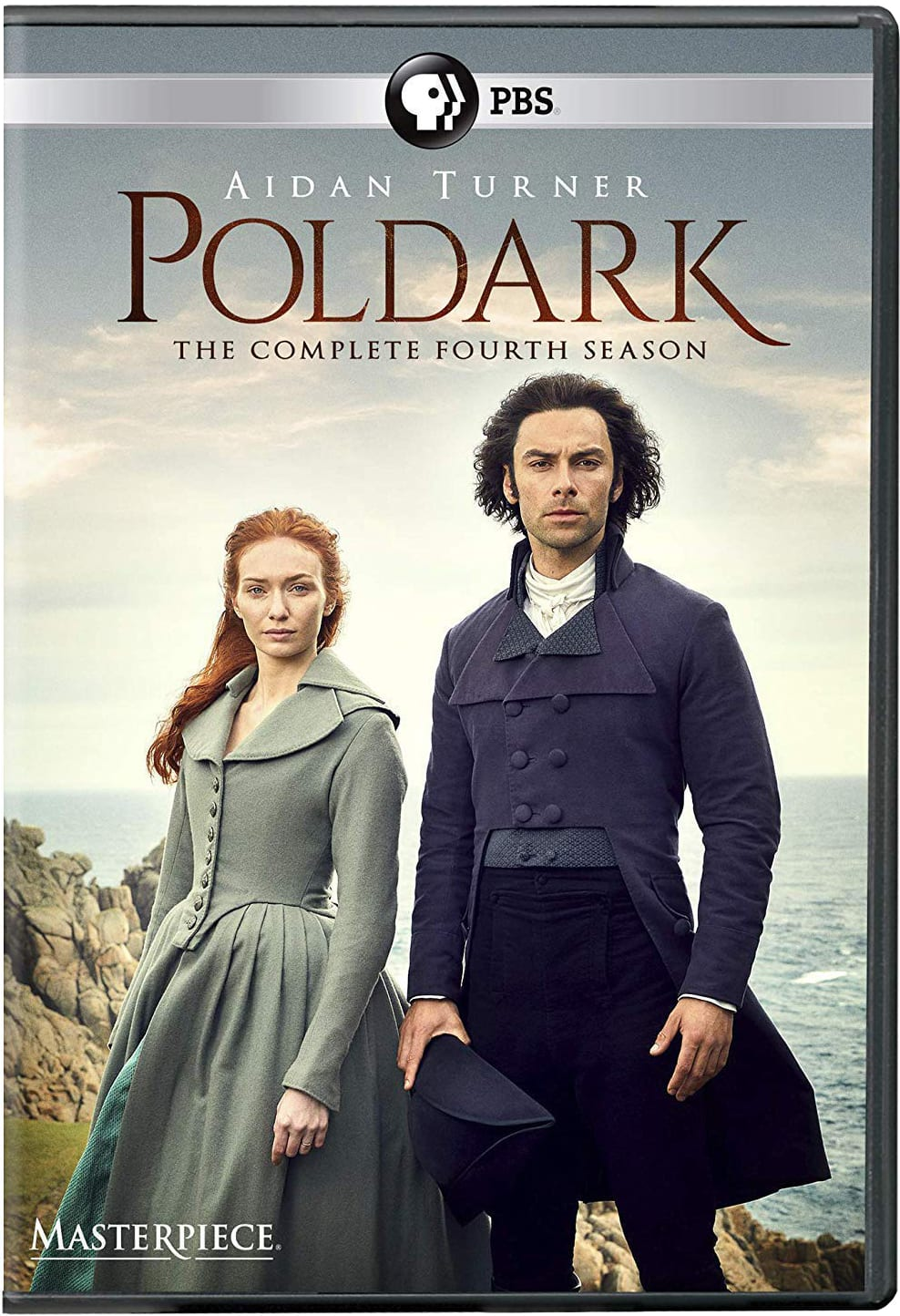 Masterpiece: Poldark - The Complete Fourth Season [DVD]