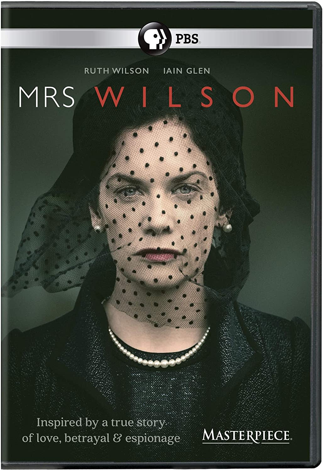 Masterpiece: Mrs. Wilson [DVD]