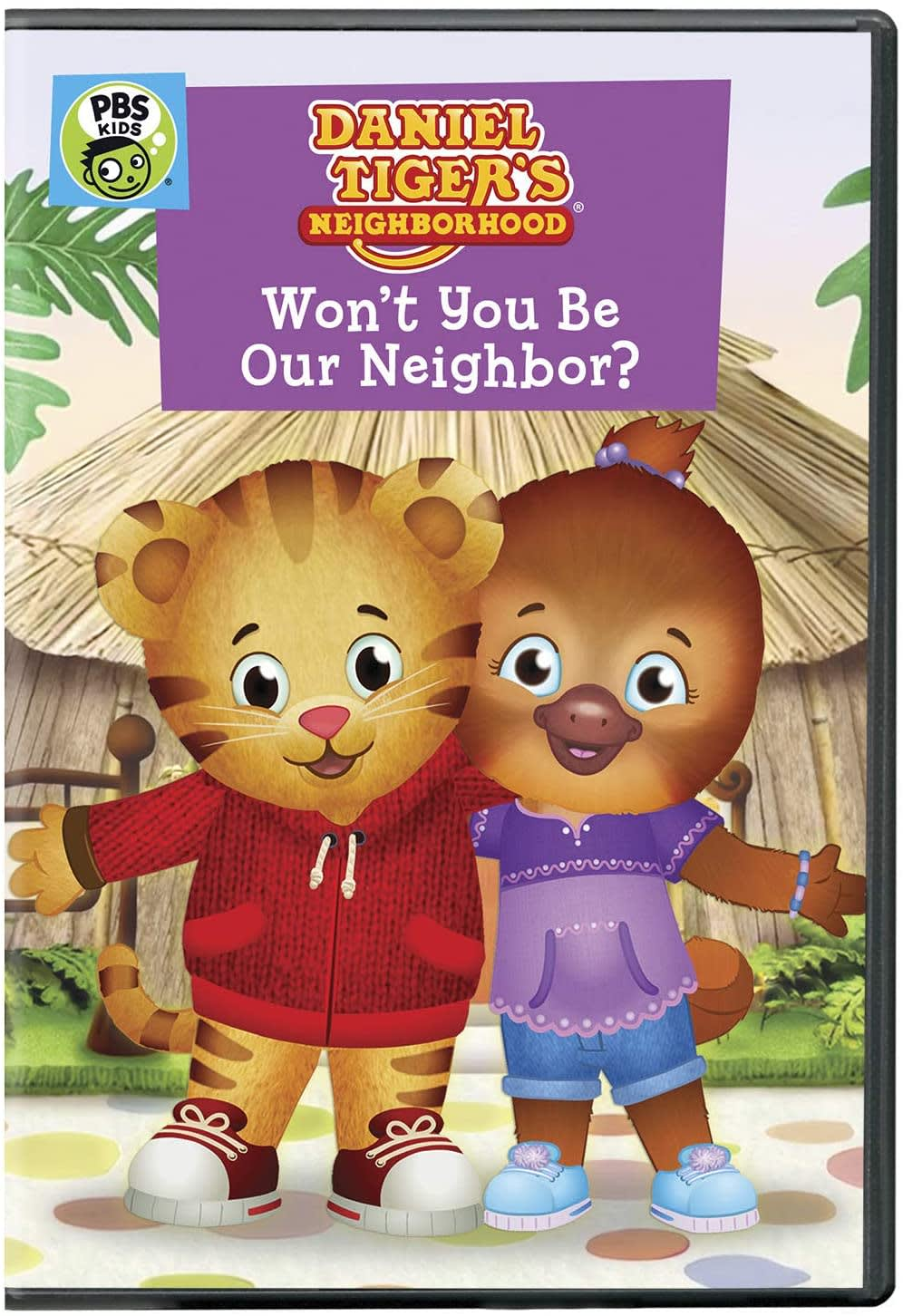 Daniel Tiger's Neighborhood: Won't You be Our Neighbor [DVD]