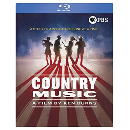 Country Music (2019) [Blu-ray]