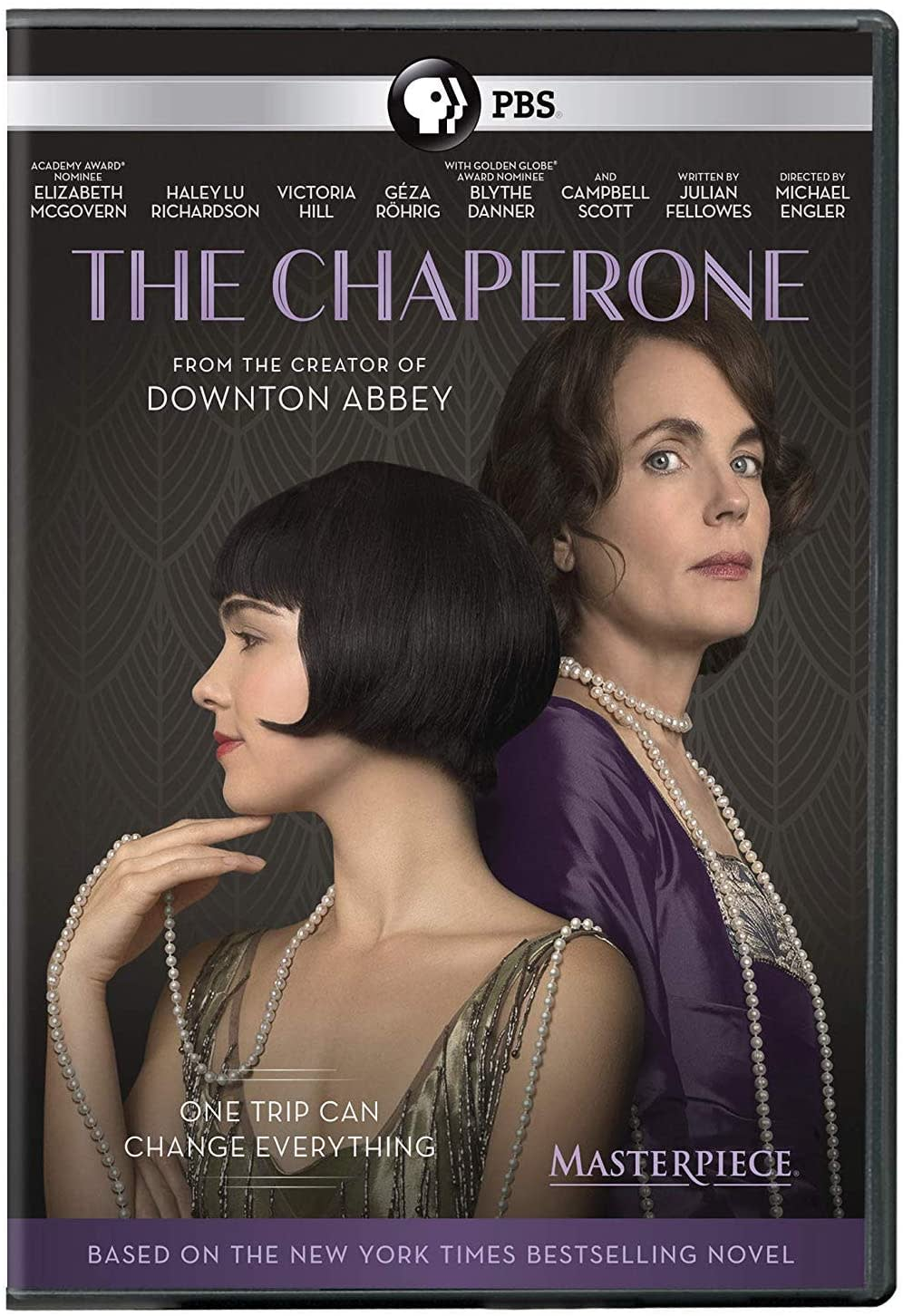 Masterpiece: The Chaperone [DVD]