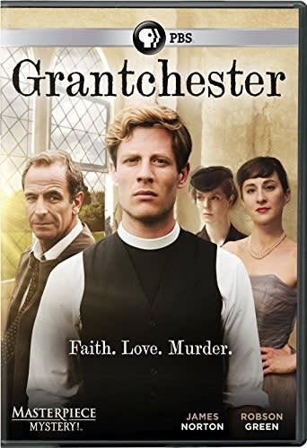 Masterpiece Mystery!: Grantchester - The Complete First Season (2015) [DVD]