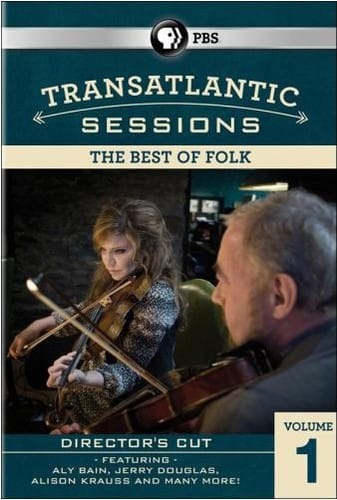 Transatlantic Sessions: The Best of Folk Volume 1 (Director's Cut) [DVD]