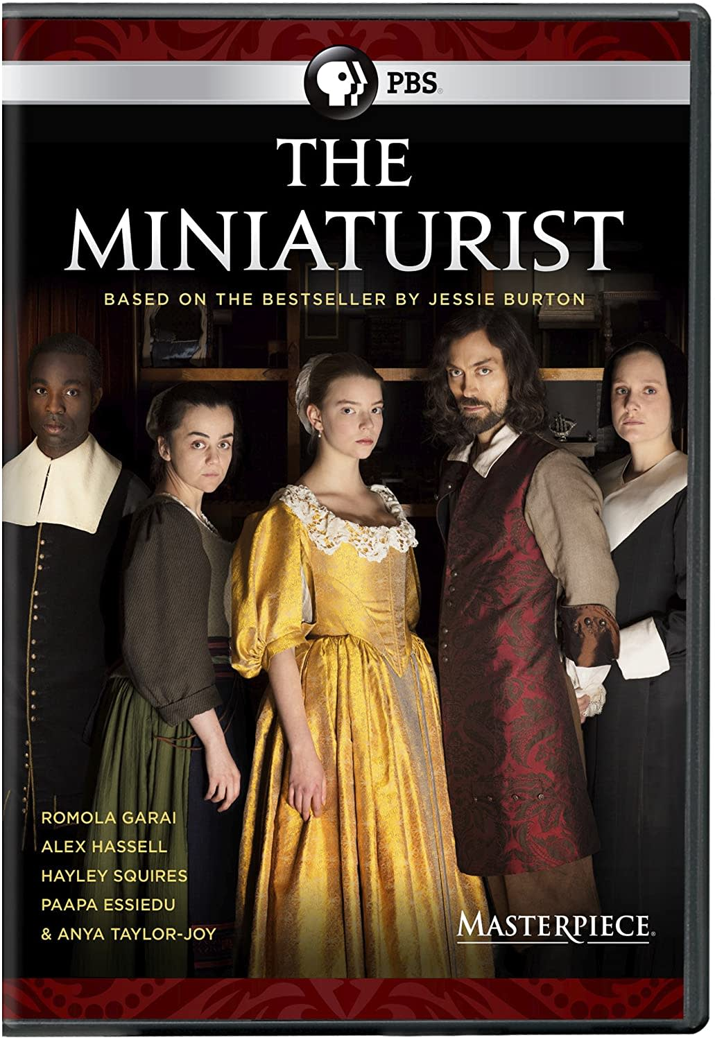 Masterpiece: The Miniaturist [DVD]