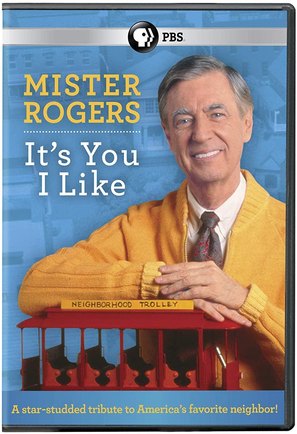 Mister Rogers: It's You I Like [DVD]