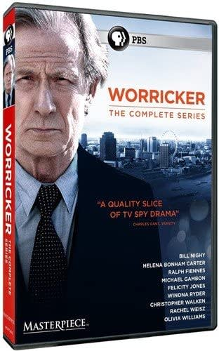 Masterpiece: Worricker - The Complete Series [DVD]