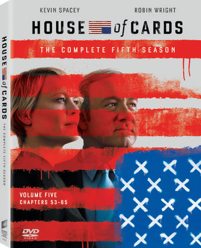 House of Cards: The Complete Fifth Season [DVD]