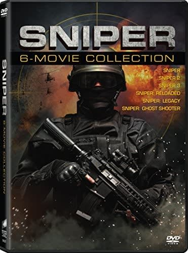 Sniper: 6-Movie Collection [DVD]