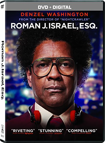 Roman J.Israel, Esq. (Digital) [DVD]